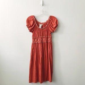 Max Studio Orange Dress