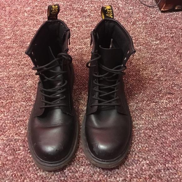 Dr Marten Juniors Delaney Softy T boots