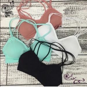 1 HR SALEThe ATHENA bralette - 5 colors