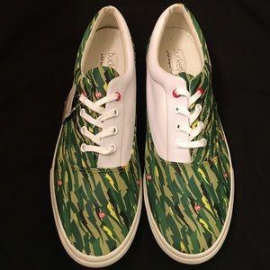 Bucketfeet Shoes - NWT custom designed sneaks.