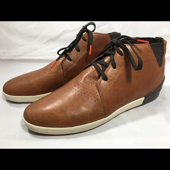save off c1569 00664 Nike Air Ralston Mid Brown Leather Shoes Mens 12. M 57d642d8f09282396f01b657