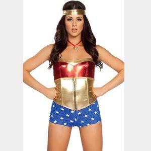 Roma Other - Roma Wonder Woman costume