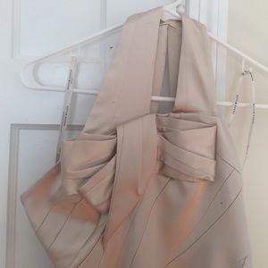 Karen Millen Dresses & Skirts - Gorgeous Karen Millen dress in a pearly cream.
