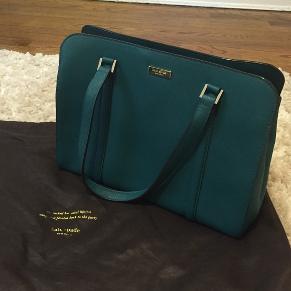 kate spade Bags | Brand New Emerald Green