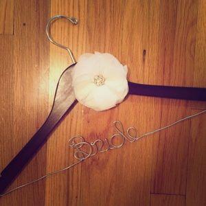 Other - Bride Hanger