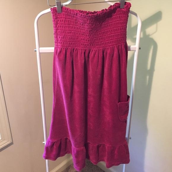 254ae02c8847d Juicy Couture Swimsuit Cover up. M_57d6c3886a5830e19d0239cc