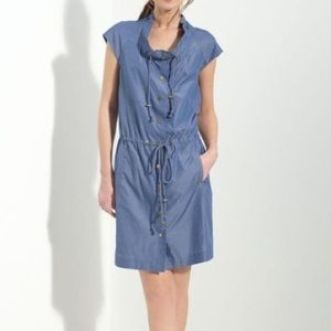 Tory Burch Chambray Dress