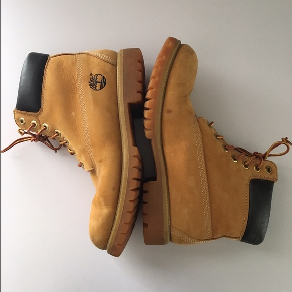 Vintage 90's Men's Timberland Boots