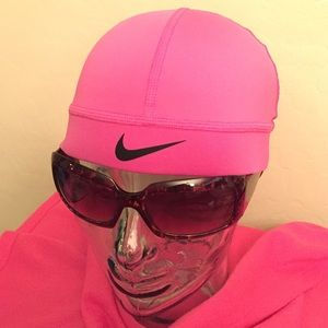 Nike Accessories - 1 LEFT! Nike Skull Cap. 4 Cancer Awareness.