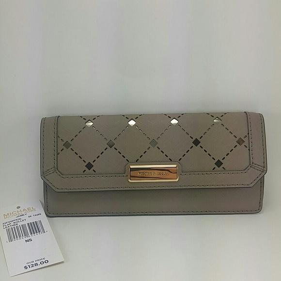 c86921cd596b Michael Kors Bags   Flap Wallet   Poshmark
