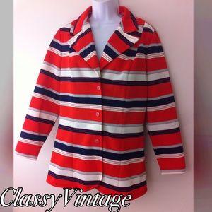 Jerrie Lurie Jackets & Blazers - 1970's blazer