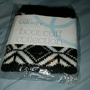Funky Monkey  Accessories - Funky Monkey Boot Cuff Collection