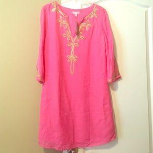 Lilly Pulitzer Copeland Tunic Dress NWT