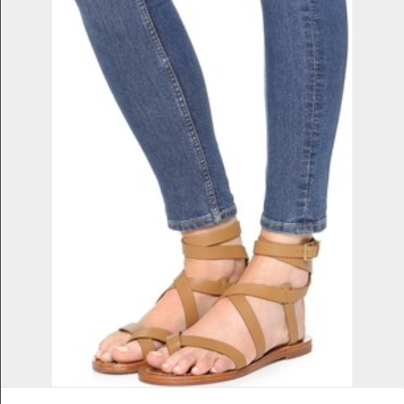 04d0988b80f1 Tory Burch Patos gladiator sandal 6.5. M 57d703ca4e8d171a7000a987