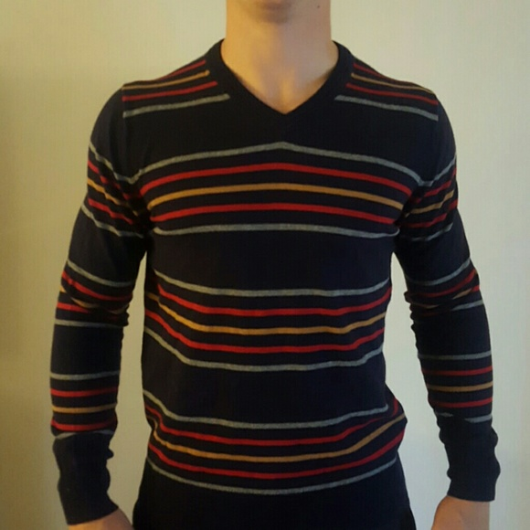 Gap Sweaters Mens Multi Colored Sweater Poshmark
