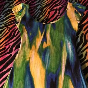 American City Wear Dresses & Skirts - 💥Cross-back maxi sundress NWOT ✨