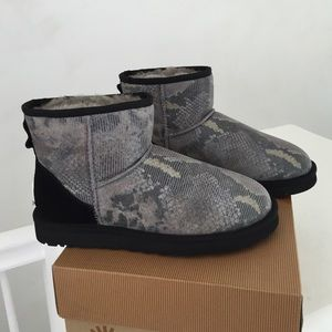 Brand new authentic mini UGG boots