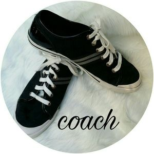 Coach Sneakers  shoes 9.5