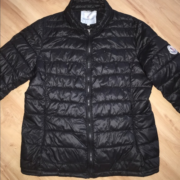 8bdfa7bb2 MONCLER Women s Lightweight Down Jacket Sz 5