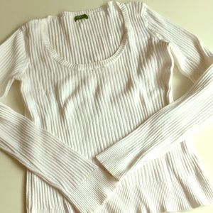 United Colors Of Benetton Sweaters - 🌷United Colors of Benetton white sweater
