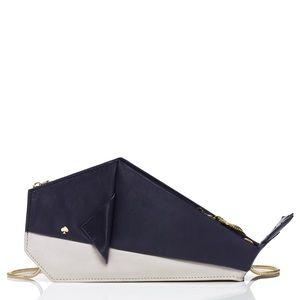 kate spade Handbags - 🎉 Sale 🎉 Kate Spade Origami Whale Crossbody