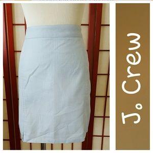 J. Crew Mini Skirt!