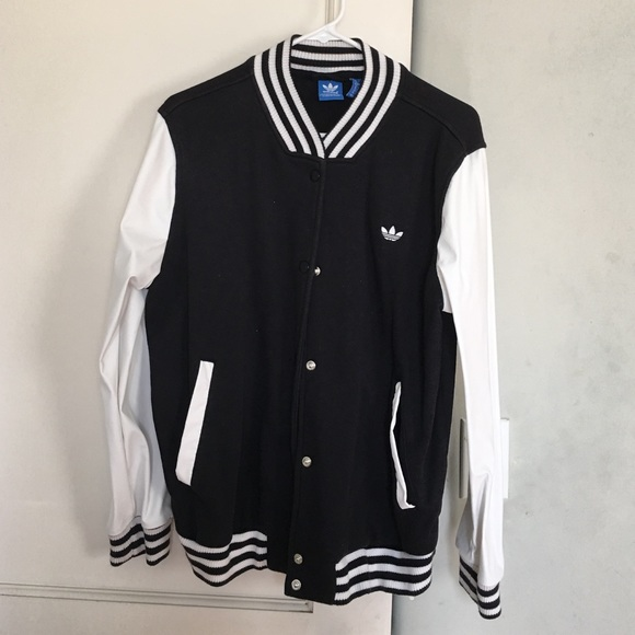 adidas originals varsity jacket