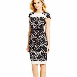 ANTONIO MELANI Dresses & Skirts - 🎉HP🎉 ANTONIO MELANI black lace dress