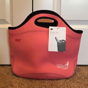 RARE Pandora Breast Cancer Medium Market Tote
