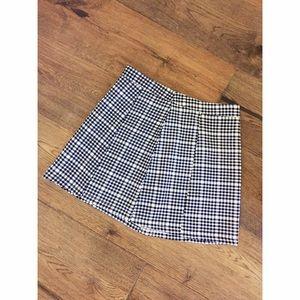 ASOS Dresses & Skirts - Asos Check Mini Skirt