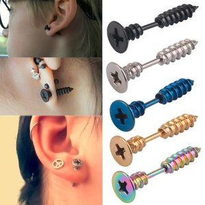 Jewelry - Screw Earrings