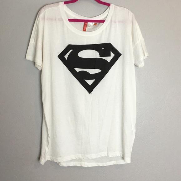 New York Sonderangebot Super Qualität Superman oversized tee
