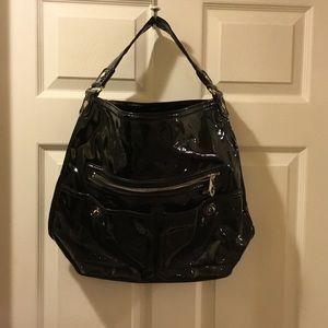 Authentic Marc by Marc Jacobs black patent bag