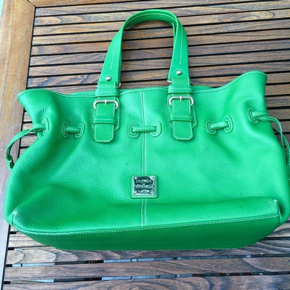 Dooney   Bourke Handbags - Dooney   Bourke Chiara Bag👜 in 🍀Kelly Green🍀 3a19c3472f