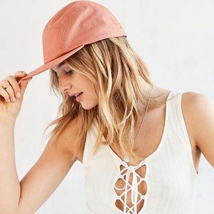 Urban Outfitters Accessories - Mauve Rose Pink Baseball Hat