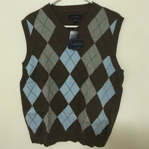 Club Room Other - Club Room Argyle Sweater