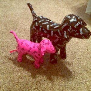 Victoria Secrets Pink - puppy & dog Pink