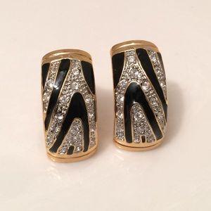 Vintage Jewelry - Vintage Clip-on Earrings