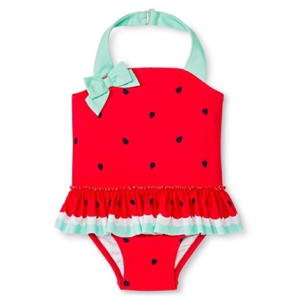 8ada949b55 Circo Other - 🍉Watermelon Baby Girl swimsuit by Circo Target🍉