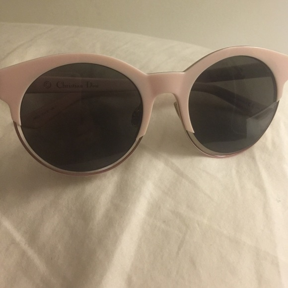 8e041d75a6c Christian Dior Accessories - Christian Dior Sideral 1 Light Pink Sunglasses