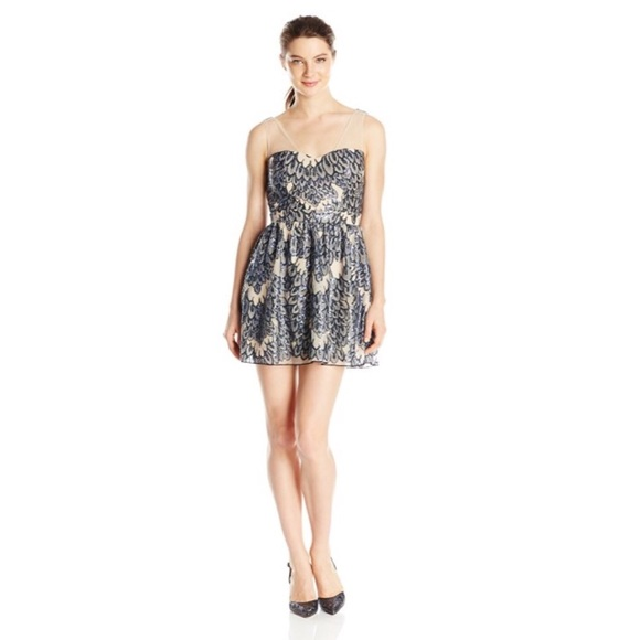 d42f333907 Sequin cocktail party dress by Macy s As You Wish