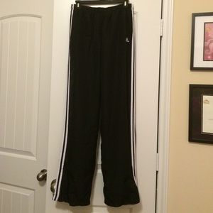 Adidas Pants - Adidas mesh sweat pants