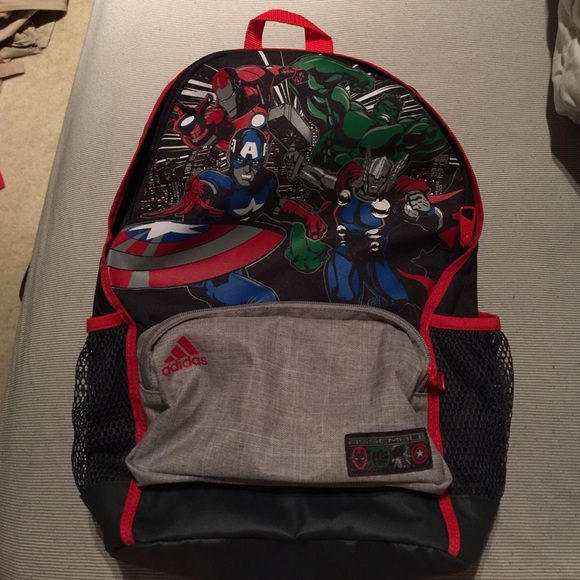 5ddff731aa78 Adidas Other - Adidas Avengers kid back pack