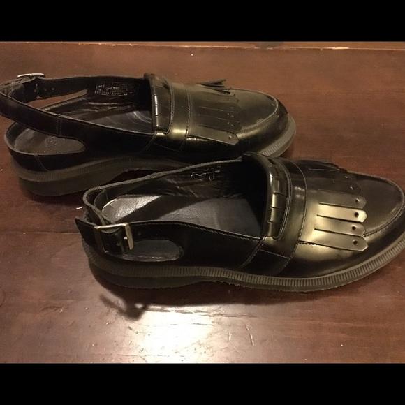 4991ad15bec Dr. Martens Shoes - Dr Martens Valentine slingback
