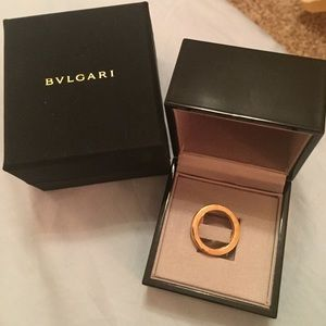Bulgari Jewelry Bvlgari Ring Poshmark