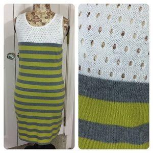 trina Trina Turk striped dress
