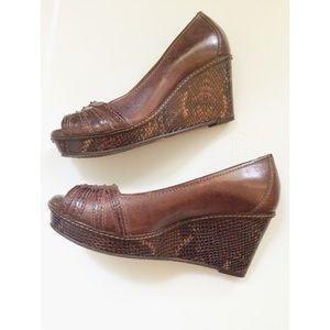 Nurture Brand Shoes Wedges