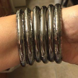 Jewelry - Set of Bangle Bracelets.