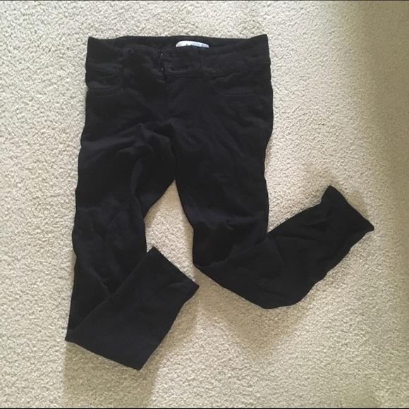 42581879e9525 Jolt Pants - Jolt size 0 black skinny pants. Juniors