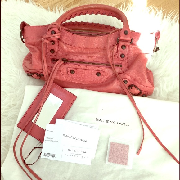 c6bf42a8802 Balenciaga Bags | Classic First With Dust Bag And Tags | Poshmark